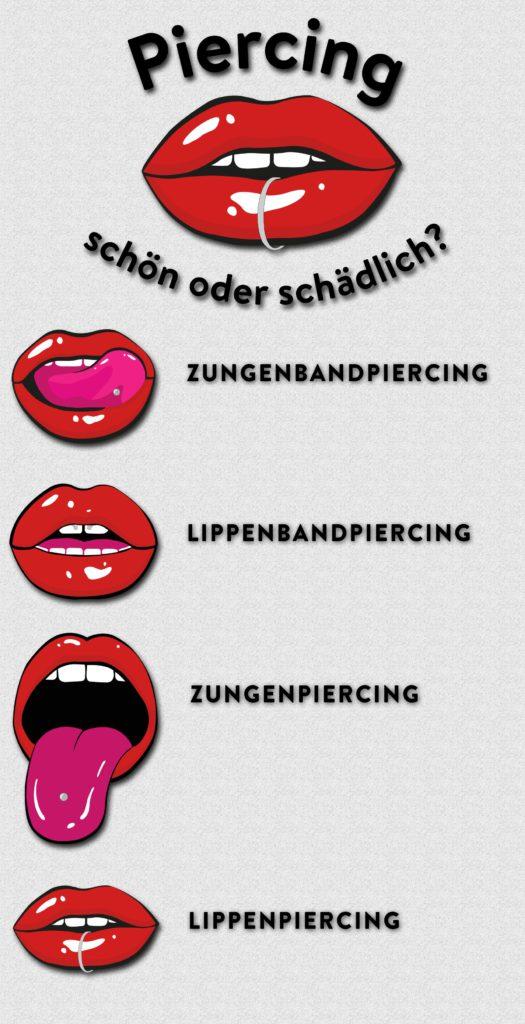 Piercing - schön oder schädlich
